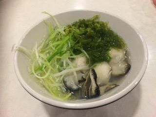 はま寿司 牡蠣ラーメン