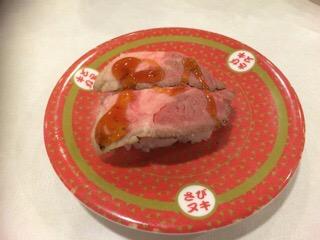 はま寿司 ローストビーフ