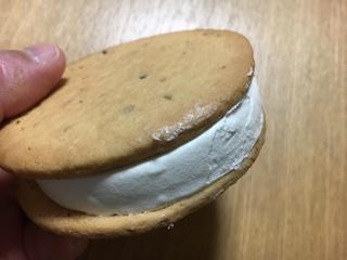 コールドストーン プレミアムクッキーサンド