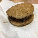 叙々苑 特製焼肉ライスバーガー は確かに美味いけどバーガーにする意味あるの?